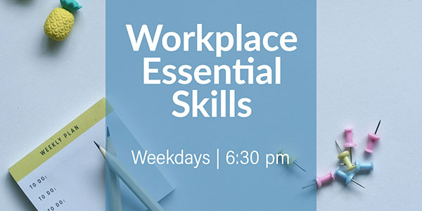 Workplace Essential Skills